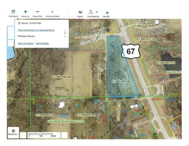 17039 Hillside Lane, Jerseyville, IL 62052 (#21025119) :: Clarity Street Realty