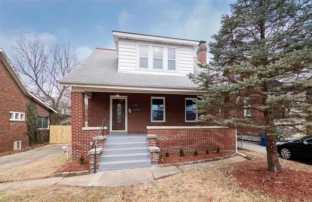 7551 Dale Avenue, Richmond Heights, MO 63117 (#21025125) :: Clarity Street Realty