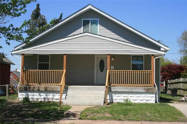 1639 Edison Avenue, Granite City, IL 62040 (#21025126) :: St. Louis Finest Homes Realty Group