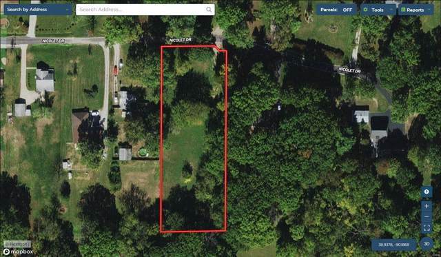 401 Nicolet Drive, Godfrey, IL 62035 (MLS #21025135) :: Century 21 Prestige