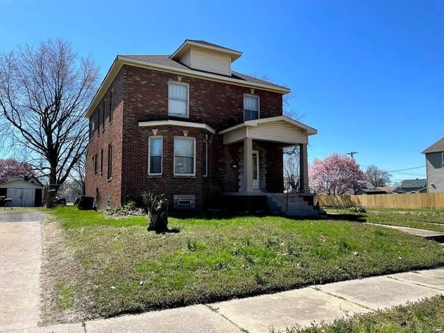 1712 Fourth, Madison, IL 62060 (#21025141) :: Hartmann Realtors Inc.