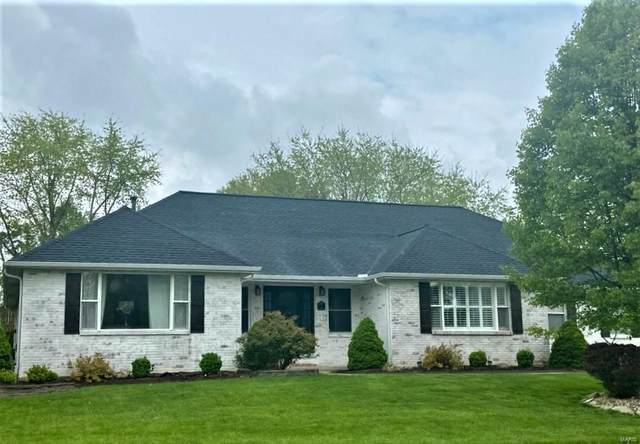 21 Meadow Rue Drive, Edwardsville, IL 62025 (#21025158) :: Tarrant & Harman Real Estate and Auction Co.