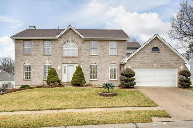 20 Carlton Valley, Saint Charles, MO 63303 (#21025176) :: St. Louis Finest Homes Realty Group