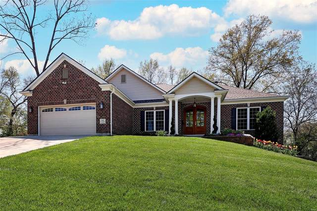 841 Satinwood Place, St Louis, MO 63126 (#21025191) :: Clarity Street Realty