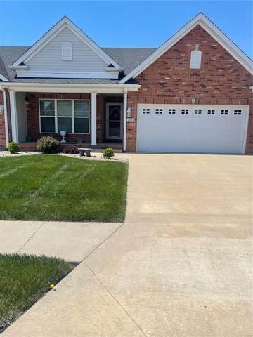 1334 Magnolia Lane, Jerseyville, IL 62052 (#21025198) :: Clarity Street Realty
