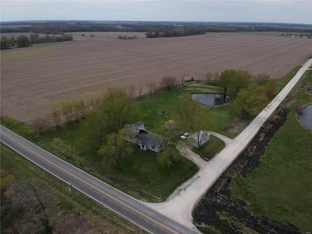 53477 Hays Creek Lane, Vandalia, MO 63382 (#21025199) :: Hartmann Realtors Inc.
