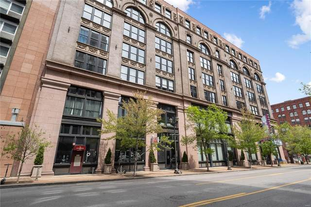 1113 Washington Avenue #703, St Louis, MO 63101 (#21025201) :: Tarrant & Harman Real Estate and Auction Co.
