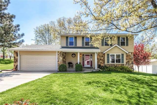 113 Travelers Trail, Saint Peters, MO 63376 (#21025204) :: PalmerHouse Properties LLC