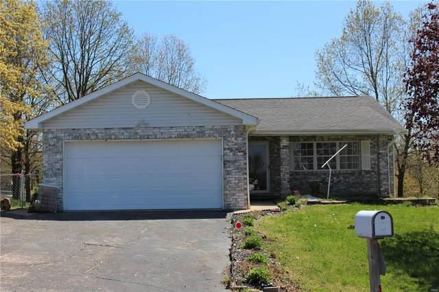 19940 Steer Rd, Waynesville, MO 65583 (#21025216) :: Hartmann Realtors Inc.