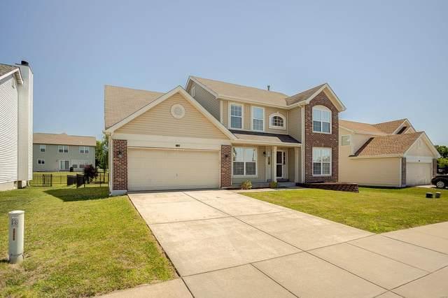 2649 Greystone Estates Parkway, Shiloh, IL 62221 (#21025225) :: Fusion Realty, LLC