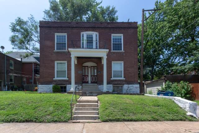 2215 Klemm St, St Louis, MO 63110 (#21025239) :: Clarity Street Realty