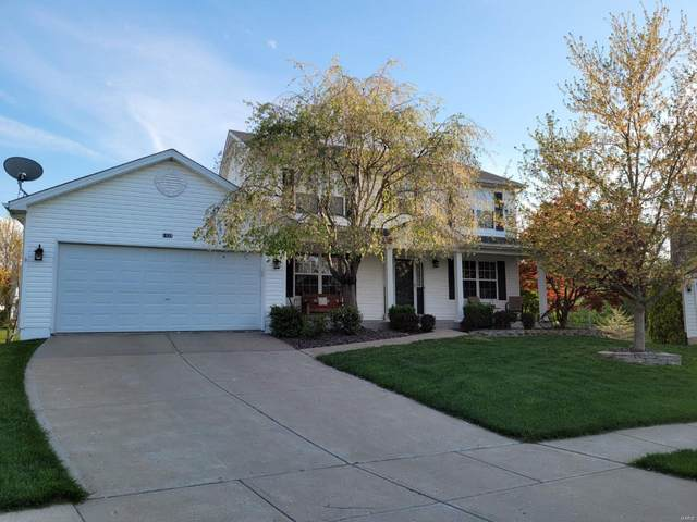 1935 Bonnie Brook Lane, Wentzville, MO 63385 (#21025240) :: PalmerHouse Properties LLC