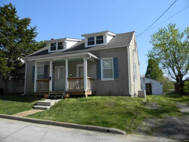 317 E 4th Street, Washington, MO 63090 (#21025252) :: PalmerHouse Properties LLC