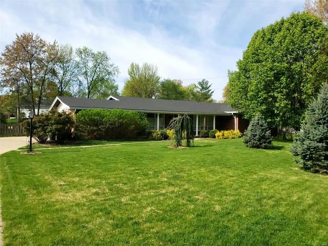 424 Algonquin, Ballwin, MO 63011 (#21025254) :: PalmerHouse Properties LLC
