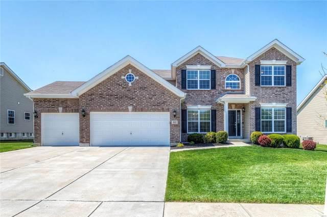 61 Mason Circle, Lake St Louis, MO 63367 (#21025272) :: PalmerHouse Properties LLC
