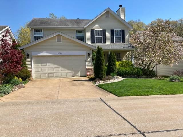 1570 Glenn Brooke Woods Circle, Ballwin, MO 63021 (#21025280) :: PalmerHouse Properties LLC