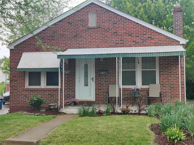 9127 Wabaday Avenue, Overland, MO 63114 (#21025286) :: Terry Gannon | Re/Max Results
