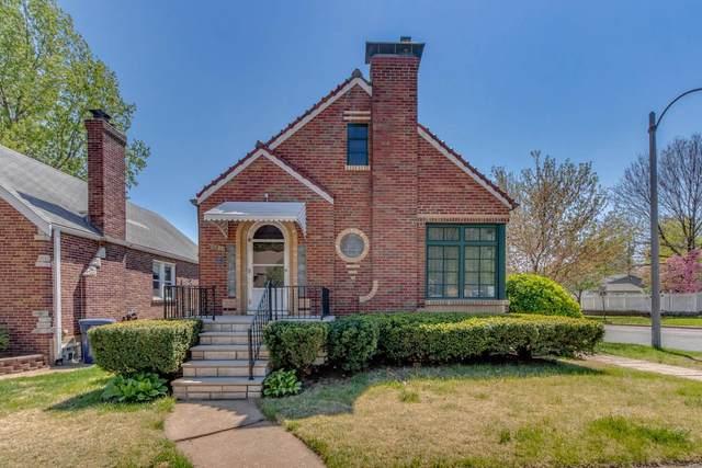 6584 Pernod Avenue, St Louis, MO 63139 (#21025325) :: PalmerHouse Properties LLC