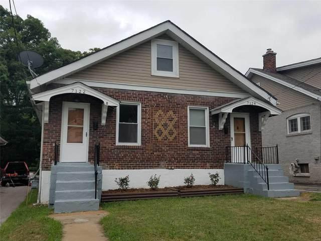 7122 Glades Avenue, St Louis, MO 63117 (MLS #21025329) :: Century 21 Prestige