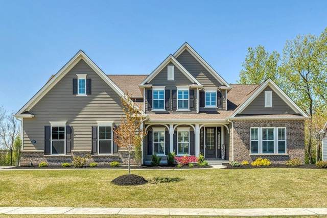 109 Trail Creek Court, Cottleville, MO 63304 (#21025346) :: Parson Realty Group