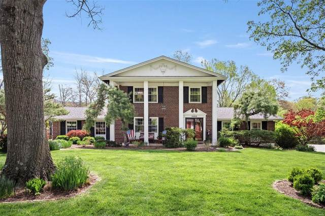 12212 Sommerton Court, St Louis, MO 63141 (#21025373) :: Parson Realty Group