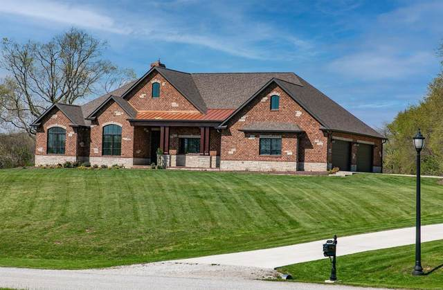 13701 Snowy Pass, Highland, IL 62249 (#21025386) :: Clarity Street Realty