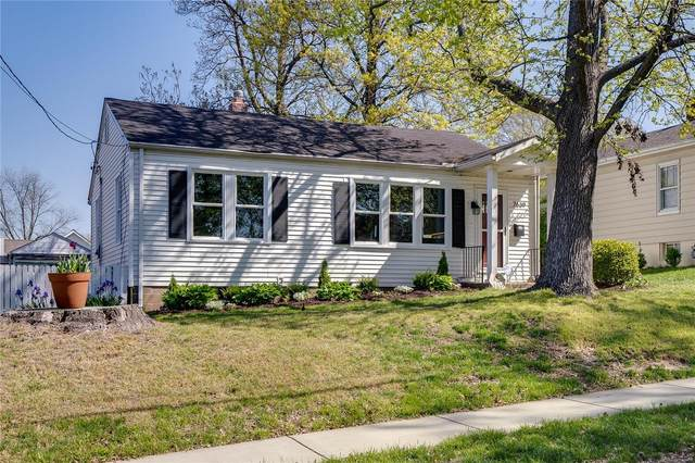 7639 Jerome Avenue, Maplewood, MO 63143 (#21025387) :: Clarity Street Realty