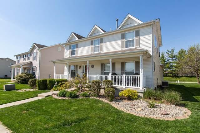 260 Harmony Ridge Drive, Belleville, IL 62220 (#21025406) :: Clarity Street Realty