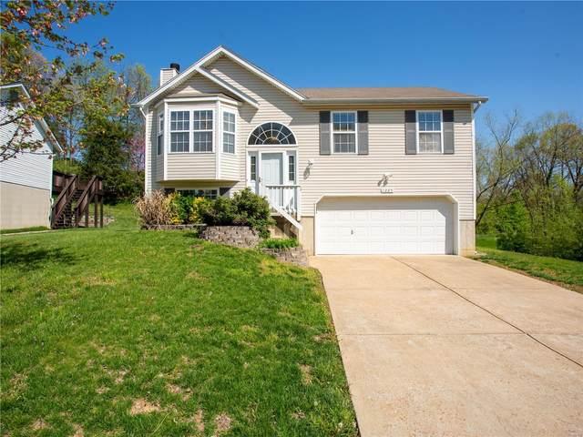 1225 Fenton Ridge Drive, Fenton, MO 63026 (#21025417) :: Clarity Street Realty