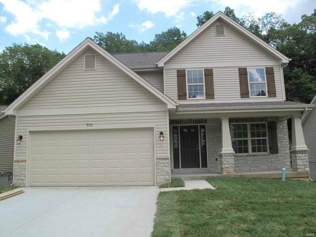 912 San Luis, Fenton, MO 63026 (#21025432) :: PalmerHouse Properties LLC