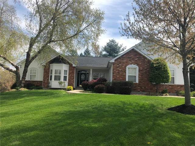 734 Fox Trail, Lake St Louis, MO 63367 (#21025450) :: PalmerHouse Properties LLC