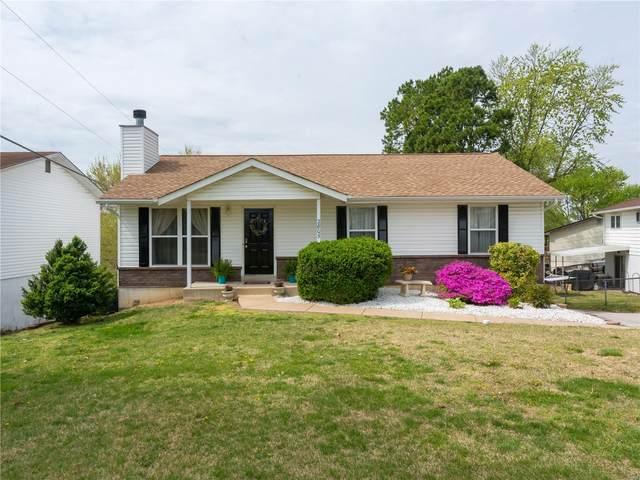 2805 Rosewood Drive, Arnold, MO 63010 (#21025472) :: PalmerHouse Properties LLC