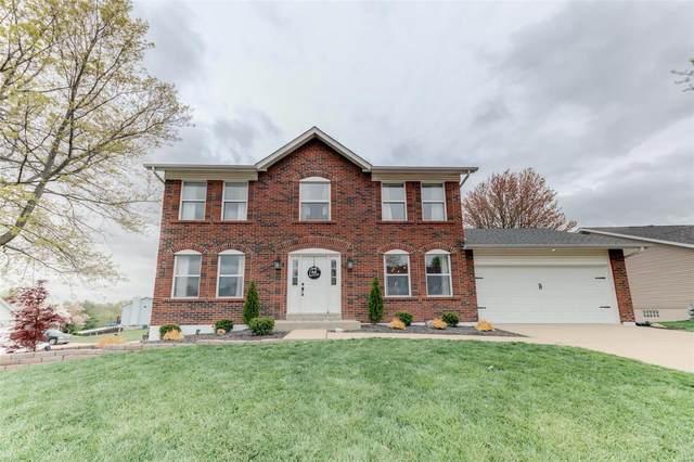 38 President Drive, O'Fallon, MO 63368 (#21025473) :: Kelly Hager Group | TdD Premier Real Estate
