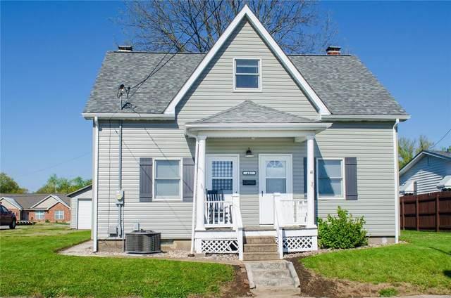 407 S Jefferson, Millstadt, IL 62260 (#21025477) :: Clarity Street Realty