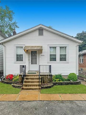 3616 Risch Avenue, St Louis, MO 63125 (#21025491) :: Clarity Street Realty