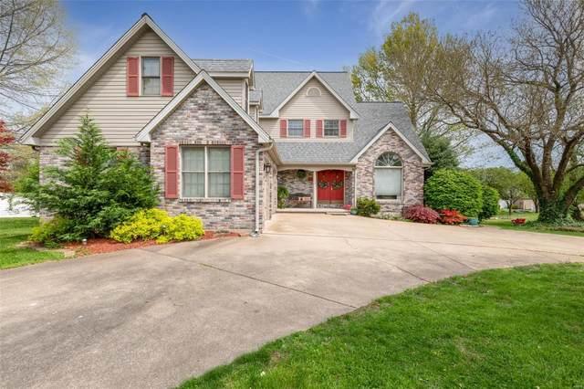 262 Maple Ridge Drive, Farmington, MO 63640 (#21025512) :: Parson Realty Group
