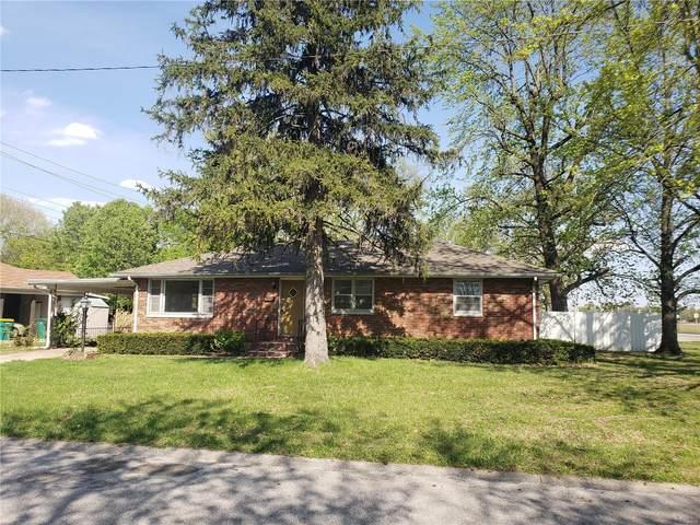 4004 Vesci Avenue, Granite City, IL 62040 (#21025513) :: Parson Realty Group