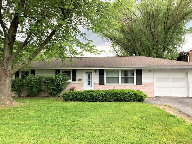 661 N 38th Street, Belleville, IL 62226 (#21025526) :: Matt Smith Real Estate Group