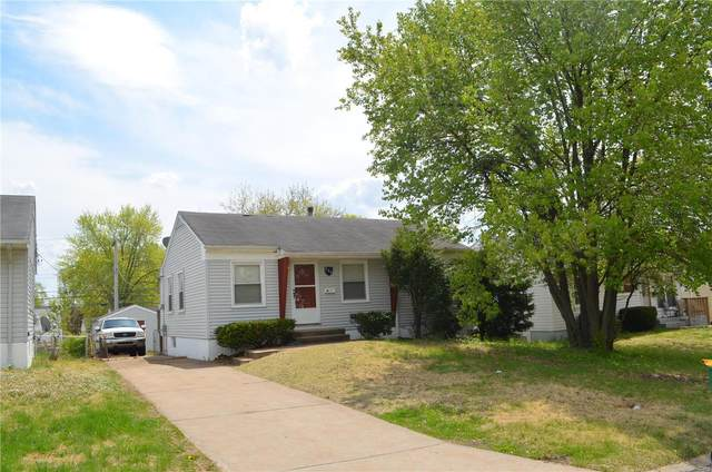 244 Presley, St Louis, MO 63137 (#21025532) :: Parson Realty Group