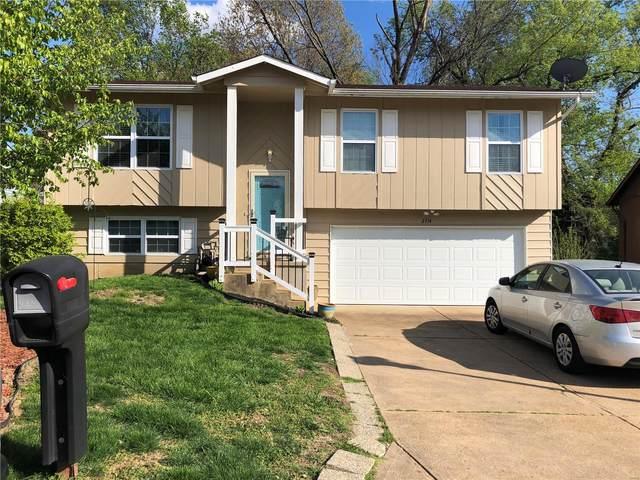 2714 Cherry Brook Drive, Arnold, MO 63010 (#21025535) :: PalmerHouse Properties LLC