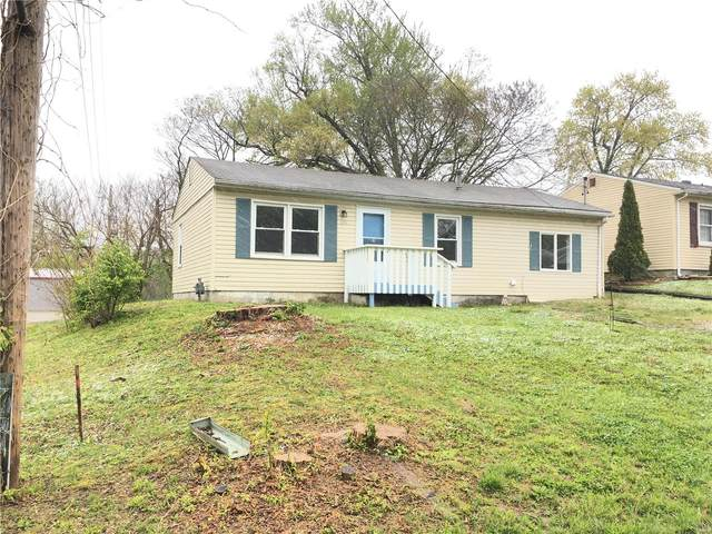 609 Ardmore Drive, Belleville, IL 62223 (#21025589) :: Clarity Street Realty