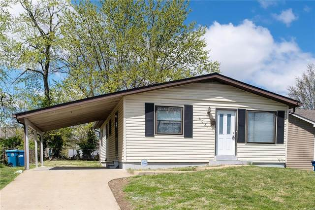 6031 Washington Avenue, Berkeley, MO 63134 (#21025622) :: Clarity Street Realty