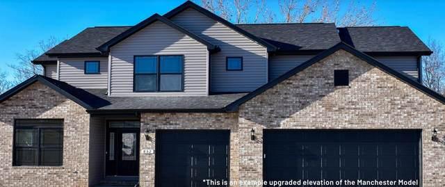 8416 Mill Hill Way, Troy, IL 62294 (MLS #21025629) :: Century 21 Prestige