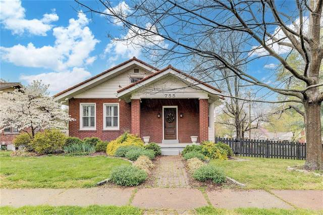 755 N Forest Avenue, St Louis, MO 63119 (#21025639) :: Clarity Street Realty