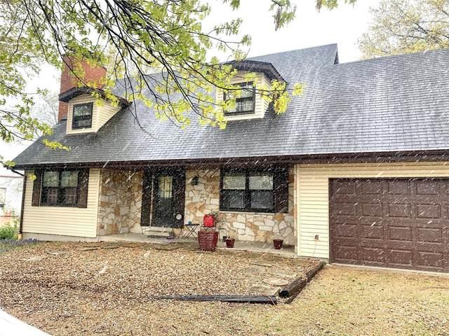 1099 S Callahan Road, Wentzville, MO 63385 (#21025666) :: Clarity Street Realty