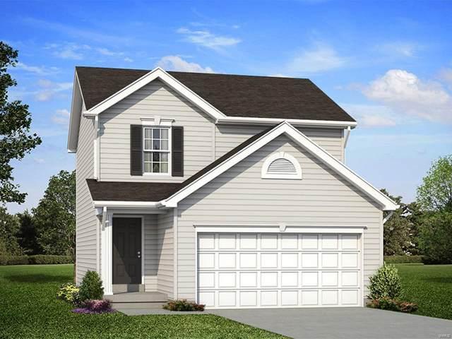 550 Summer Glen Lane, Saint Charles, MO 63301 (#21025673) :: Clarity Street Realty