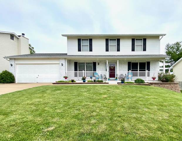 433 Tailor Lane, O'Fallon, MO 63368 (#21025692) :: St. Louis Finest Homes Realty Group