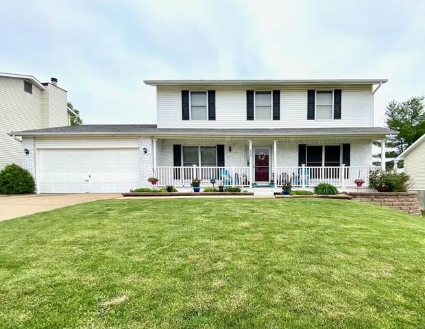 433 Tailor Lane, O'Fallon, MO 63368 (#21025692) :: Kelly Hager Group | TdD Premier Real Estate