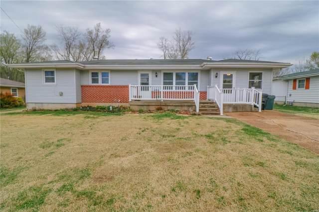 125 Hull Drive, Waynesville, MO 65583 (#21025695) :: Parson Realty Group