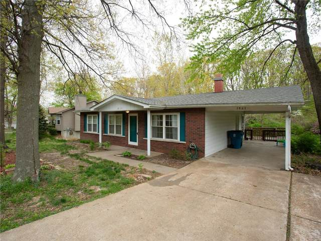 1821 Pomme, Arnold, MO 63010 (#21025728) :: Clarity Street Realty